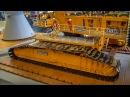 RC crane EXTREME Stunning Liebherr 1200 ton crane in 1 16 scale