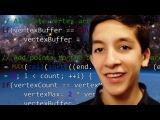 14 -летний программист рассказывает про свои работы.