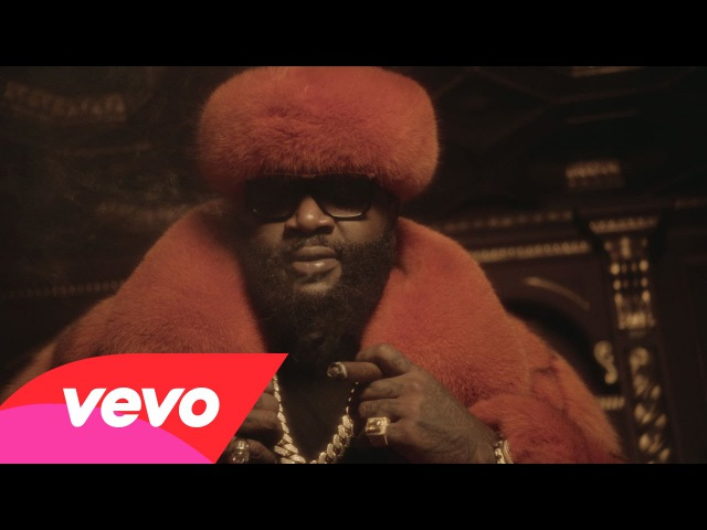 Rick Ross R. Kelly - Keep Doin That (Rich Bitch) (Official Music Video 26.10.2014)