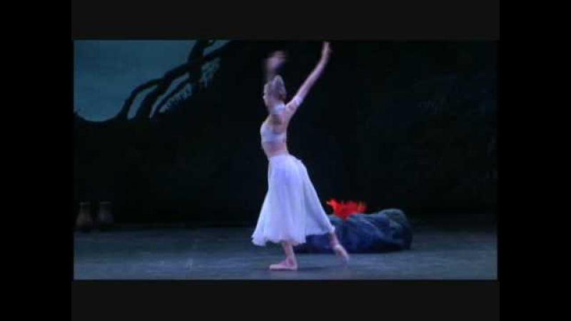 Svetlana Zakharova - La Bayadere - I Act