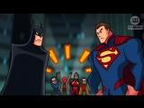 Супермен против Бэтмена (Superman V Batman) - Прикол