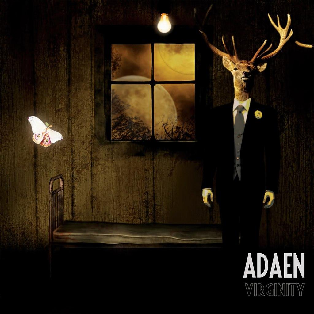 Свежая прогрессивная кровь: ADAEN