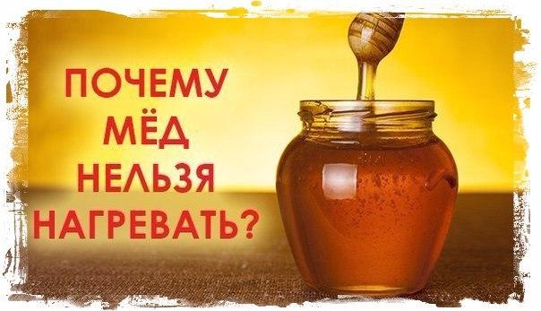 Нельзя класть мед в горячий чай