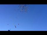 06.06.2015 - ЗВЕРИ. Трамвай, полет шаров. Зеленый Театр