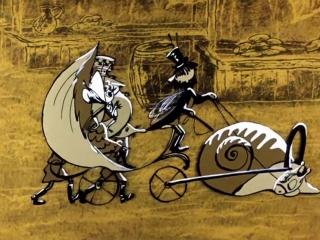 Муха-Цокотуха.( 1976)
