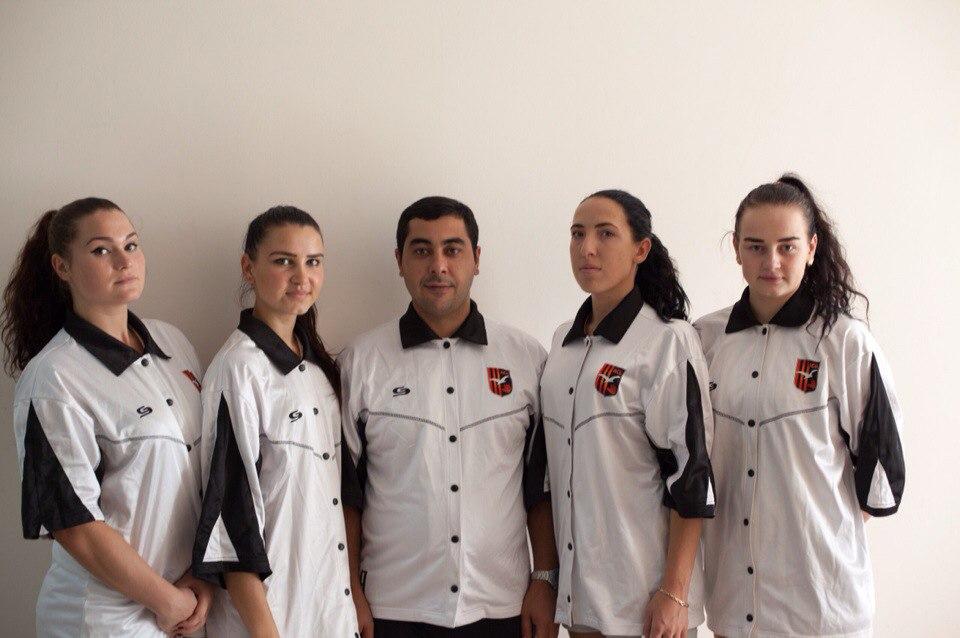 Женская сборная КубГУ по баскетболу