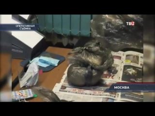 10 килограмм героина изъяли у продавца столичного рынка