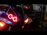 Master Bike - ангельские глазки Yamaha R-6