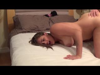Секс с фигуристой сестрой