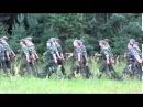 Солдаты поют песню из м/ф спанч боб