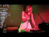 Maria Minerva - Unreleased Track (Pavlov's Dogs TV) @ dasBach, Vienna, 2013