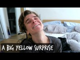 A BIG YELLOW SURPRISE! AD