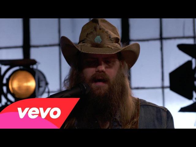 Chris Stapleton - Fire Away - Vevo dscvr (Live)