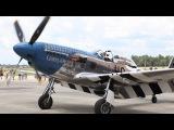 P-51D Mustang Flight - Kermit Weeks