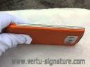 Vertu replica,fake Constellation Android phone from vertu-signature