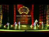 Гран При, Эстрадный танец  ансамбль, смешанная группа, Эстрадный балет Елены Баркайтис ЭКСИТОН   Зак