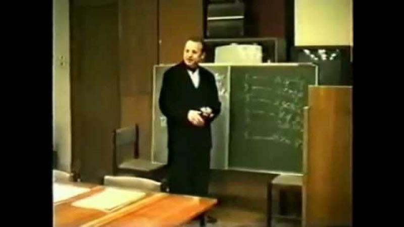Лекция в ФСБ - генное оружие