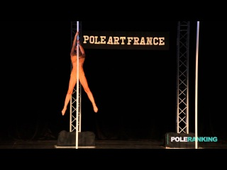 Jana Jagosova - Pole Art France 2015