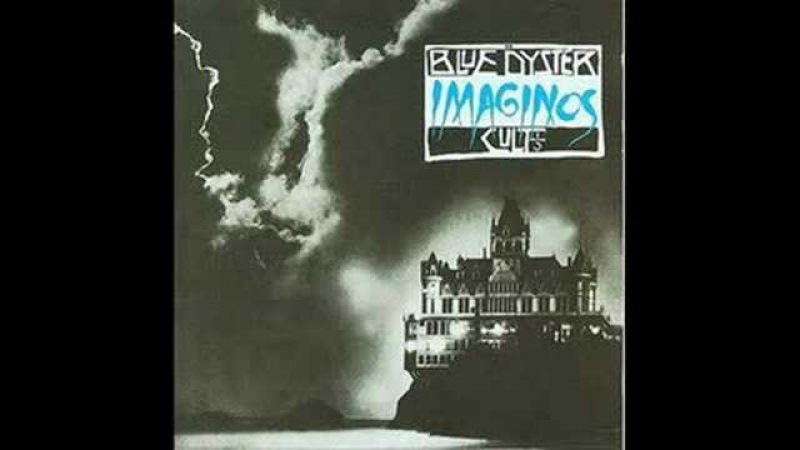 Blue Oyster Cult Astronomy Imaginos Version