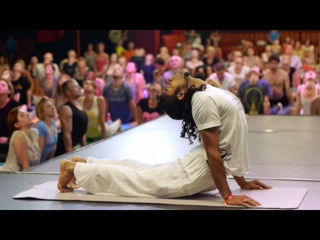 """Равиндер Джангра на """"Carpathian Yoga Fest-2015"""""""