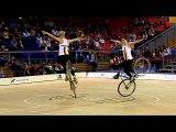 2014 UCI Indoor World Cup / Paris Women - BRNO