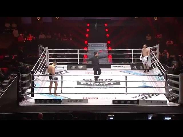 Anatoly Moiseev vs Max Baumert - Glory 20