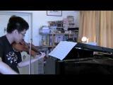 ABRSM violin grade 6 2012-15 B1 Hungarian Dance no. 5