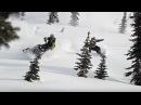 Travis Rice Dan Adams Backcountry Snowmobiling Reunion CONVERGENCE