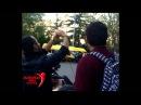 Российских байкеров в Тбилиси заставили снять «георгиевские ленточки»