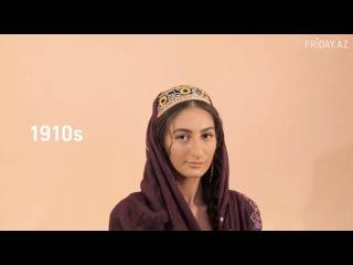 100 Years of Women's Beauty: Azerbaijan / FRIDAY.az