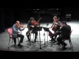 Mozart: Flute quartet in d mayor. K 285. José Miguel Gómez, cello.
