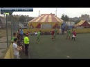 Голи матчу Военный городок 1-7 РЭФы. 1 тур ЛДФФ - осінь 2015
