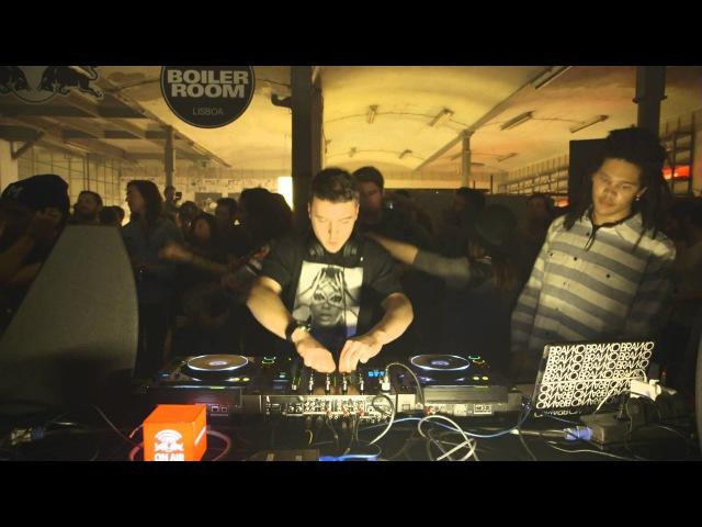 Branko RBMA x Boiler Room Lisbon DJ Set