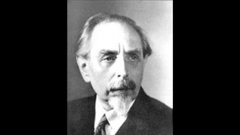 Samuil Feinberg plays Scriabin 9 Mazurkas Op. 25
