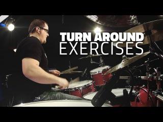 Turn-Around Exercises - Free Drum Lessons