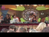 DT 374 Gabriel Ananda &amp Stefano Richetta @ Click at the Beach, Woodstock Bloemendaal (The Netherlands)