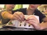 Flash House (Лёша и Георгий собирают Lego)