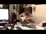 Dennis V. Epov - fender stratocaster ressie 82' (bullet) fujigen factory (test)