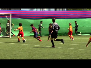 IV International Tournament FCBEscola