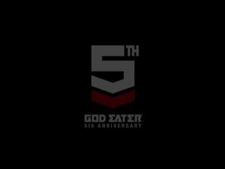 [SHIZA] Пожиратель богов трейлер / God Eater TV [trailer] [MVO] [2015] [Русская озвучка]