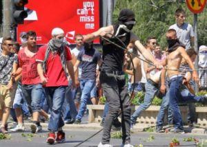 Македонский детонатор для пороховой бочки Европы. Комментарий эксперта