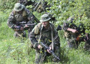 Под Ясиноватой появились инструкторы НАТО