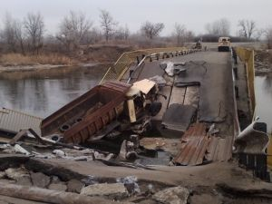 Переправы и мосты, которые собрался закрыть