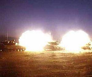В результате обстрела украинскими карателями обесточен Первомайск
