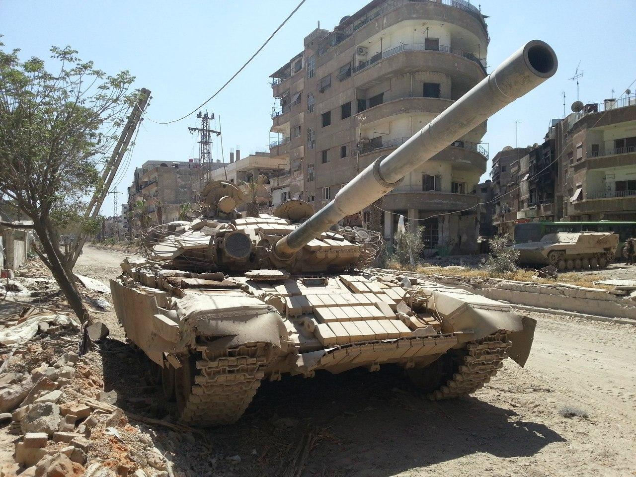 Российские танки в сирии 24 фотография