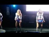 Фан зона СКА. Ska Sisters show