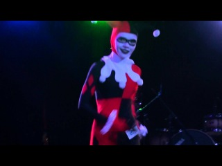 Cosplay Rush vol 11 Changa Monster Чанга Монстр – Batman The Animated Series, Harley Qiunn