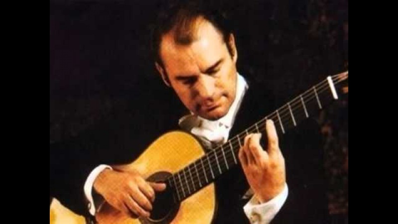 Julian Bream plays Fantasie - S. L. Weiss