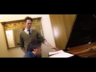 Ian Bostridge - Britten Songs - Die Heimat (Music Clip)