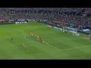 Raul  Lopez scores a superb FANTASTIC free kick for Guadalajara